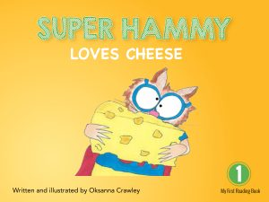 Super Hammy Loves Cheese cover