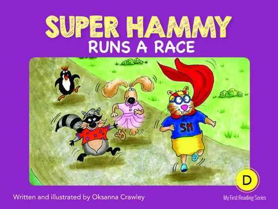 D3=Super Hammy Runs A Big Race