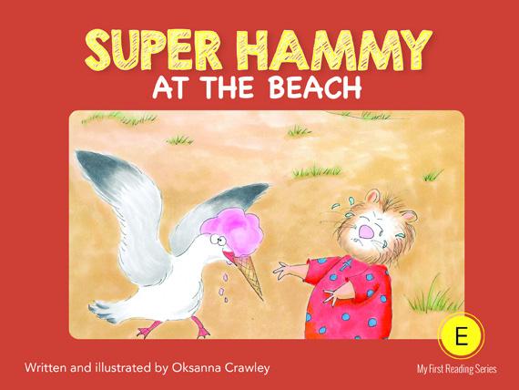 E4=Super Hammy and the Seagull