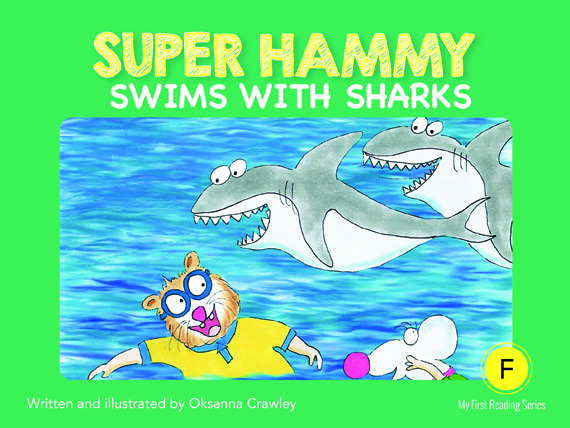 F1=Super Hammy and the Sharks