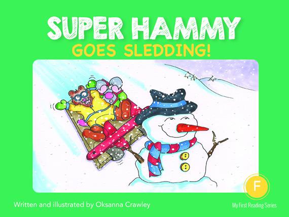 F3=Super Hammy Goes Sledding