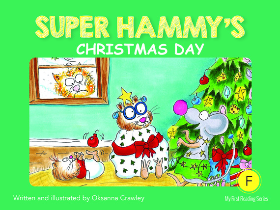 F5=Super Hammy and Bad Cat's Christmasa